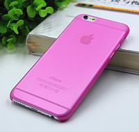 Гибкая пластиковая накладка для Iphone 6/6S