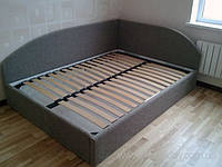Кровать угловая с подъемным механизмом, фото 1