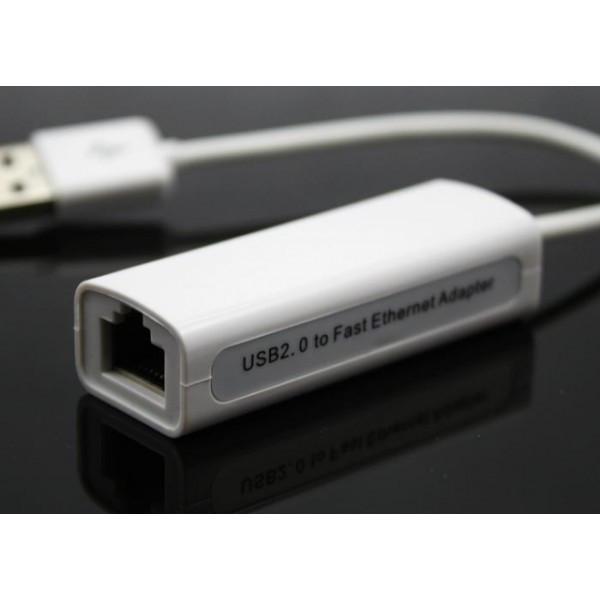 USB мережева карта LAN RJ45 ethernet