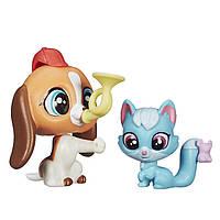 Hasbro Littlest Pet Shop Зверюшка и ее малыш: Бигль и лисёнок