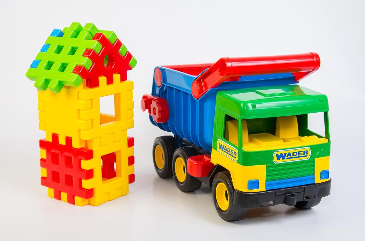 Будівельна машина Wader Middle truck