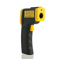 Бесконтакный цифровой ИК IR лазерный термометр пирометр -50+380С, фото 1