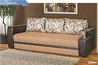 Диван  Персей 900х2350х1050мм мальта шанель   Мебель-Сервис