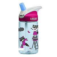 Детская бутылка для воды CamelBak eddy Kids 0.4L Raccoons