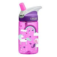 Детская бутылка для воды CamelBak eddy Kids 0.4L Unicorns