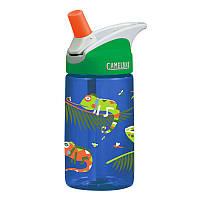 Детская бутылка для воды CamelBak eddy Kids 0.4L Iguanas