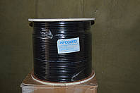 Антенный(телевизионный) кабель Infocord (F660BV) -бухта 305м