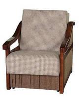 Мебель-Сервис  кресло-кровать Рико 620 950х770х1000мм корфу беж