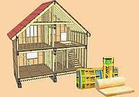 Утепление квартир миниральной ватой толщиной 50 мм