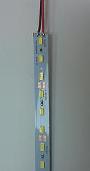 Светодиодная линейка SMD 5630 72 LED IP20 12V 6500K (холодный белый)