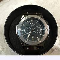 Часы наручные HUBLOT BLACK 5971, часы наручные Хаблот, женские наручные часы, мужские часы, фото 1