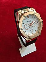 Наручные часы HUBLOT white gold  5974, часы наручные Хаблот, женские наручные часы, мужские часы, фото 1