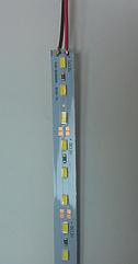 Светодиодная линейка SMD 5630 72 LED IP20 12V 4500K (нейтральный белый)