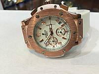 Мужские наручные часы Hublot Big Bang Gold механика с автоподзаводом,женские наручные часы, мужские, эксклюзив