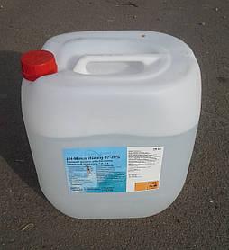 Химия для бассейна Chemoform | средство для снижения уровня pH жидкий (35 л)