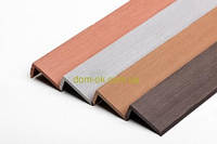 Террасная доска Tardex/Тардекс  Lite Wood Уголок 25х55