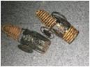 Бутыльник плетеный, ротанг, металл, Плетеные декоры, Днепропетровск, фото 3