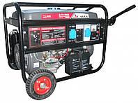 Генератор бензиновый дельта д-бг-7800