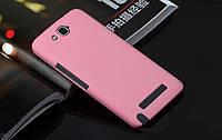 Чехол для Alcatel OneTouch Hero 8020 / 8020D розовый