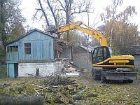 Демонтаж дачного дома, фото 1