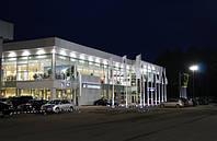 Проектирование электроснабжения автосалонов и станции технического обслуживания автомобилей
