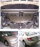 Защита картера двигателя BYD (Кольчуга - Полигон - Шериф)