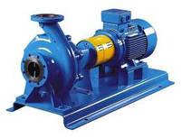 Консольный насос для воды К 50-32-125 с ел.дв. 2,2кВт/3000об.мин