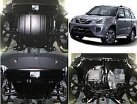 Защита картера двигателя Chery (Кольчуга - Полигон - Шериф), фото 1