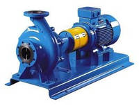 Консольный насос для воды К 100-65-200 с эл.дв. 30кВт\3000об.мин
