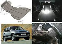 Защита картера двигателя Chevrolet (Кольчуга - Полигон - Шериф), фото 1