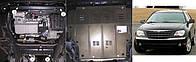 Защита картера двигателя Chrysler (Кольчуга - Полигон - Шериф), фото 1