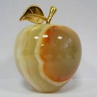 Яблоко оникс (10х10х10 см)