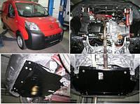 Защита картера двигателя Citroen (Кольчуга - Полигон - Шериф), фото 1