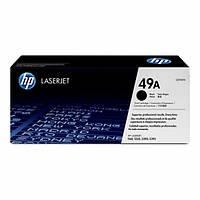 Картридж HP 49A (Q5949A), Black, LJ 1160/1320/3390/3392, OEM (код 328068)