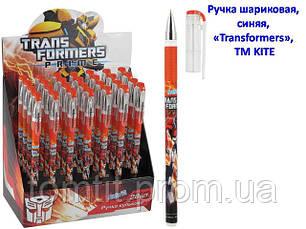 Ручка шариковая (синяя)  «Transformers», фото 3