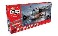 Модель самолета Bristol Beaufighter Mk.X  1/72