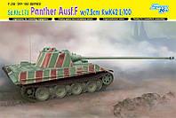 Сборная модель танка Panther Ausf.F w/7.5cm KwK42 L/100. 1/35