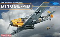 Сборная модель Немецкий истребитель Bf-109E-4. 1/32