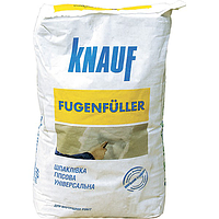 Шпаклевка Кнауф Фугенфюллер для заделки швов гипсокартона по 25 кг