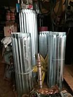 Вставка грохота СК-5М НИВА 0,75мм утолщенная