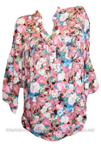Женская блузка  полубатал