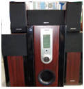 Профессиональные колонки NK-9990R(home cinema)