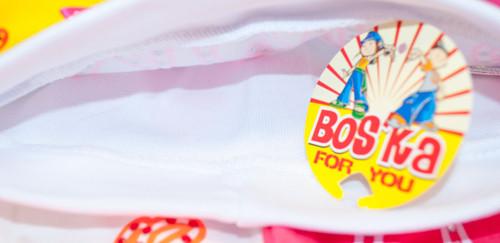 Трикотажные шапки для девочек, производитель Boska
