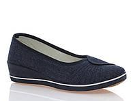 Летние Женские балетки, лодочки туфли , туфли, на плоской подошве от производителя