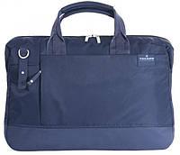 "Престижная сумка для ноутбука до 15,6 "" бизнес-серии AGIO Tucano BAGIO15-B синий"