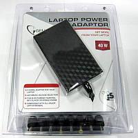 Универсальное зарядное устройство для ноутбука Gembird NPA-AC3  40W