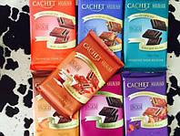 Бельгийский шоколад Cachet (Кашет) 300g, фото 1