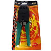 Инструмент AT-com OuBao Tool для обрезания и обжима(для RG45/RG11)