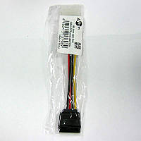 Кабель  интерфейса AT-com  SATA power supply cable  15см