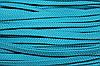 Шнур плоский 8мм (100м) мор.волна